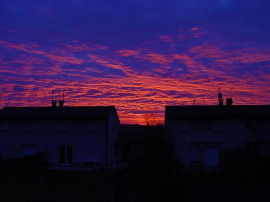 Levé de soleil sur Exotica Tolosa